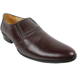 JerryMouse.in Mens Brown Formal Shoe - MFOR0043