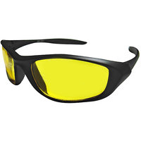 Trendmakerz unisex night vision sunglases Yellow