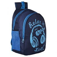 Cairho Relax Polyester School / College / Tuition Bag 17 Liters 2 Compartments