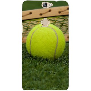 Fuson Designer Phone Back Case Cover Coolpad Max ( Tennis Is Passion )