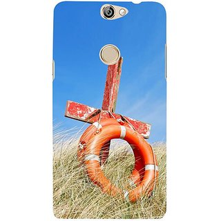 Fuson Designer Phone Back Case Cover Coolpad Max ( The Sole Survivor )