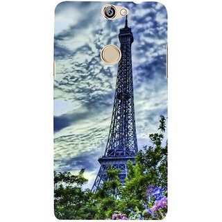 Fuson Designer Phone Back Case Cover Coolpad Max ( A Majestic View )