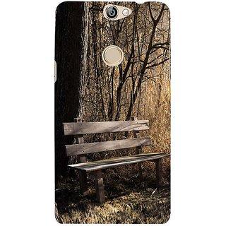 Fuson Designer Phone Back Case Cover Coolpad Max ( Secret Hideout )
