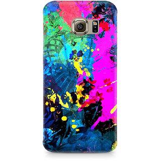CopyCatz Artful Splatter Premium Printed Case For Samsung S7