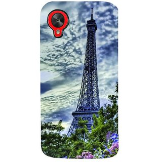 Fuson Designer Phone Back Case Cover LG Nexus 5 :: LG Google Nexus 5 :: Google Nexus 5 ( A Majestic View )