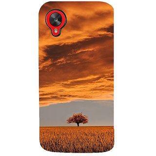 Fuson Designer Phone Back Case Cover LG Nexus 5 :: LG Google Nexus 5 :: Google Nexus 5 ( Through The Eyes Of Mother Nature )