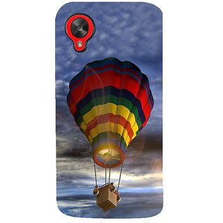 Fuson Designer Phone Back Case Cover LG Nexus 5 :: LG Google Nexus 5 :: Google Nexus 5 ( Reaching Towards The Sky )