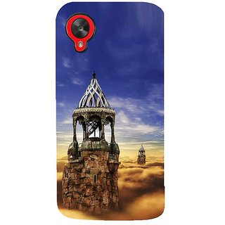 Fuson Designer Phone Back Case Cover LG Nexus 5 :: LG Google Nexus 5 :: Google Nexus 5 ( A Beautiful Structure )