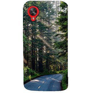 Fuson Designer Phone Back Case Cover LG Nexus 5 :: LG Google Nexus 5 :: Google Nexus 5 ( The Turning Point In Life )