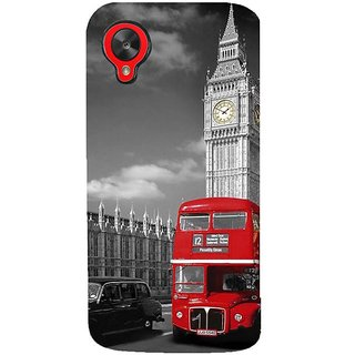 Fuson Designer Phone Back Case Cover LG Nexus 5 :: LG Google Nexus 5 :: Google Nexus 5 ( A Visit To London )