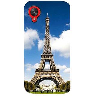 Fuson Designer Phone Back Case Cover LG Nexus 5 :: LG Google Nexus 5 :: Google Nexus 5 ( Paris Is Love )