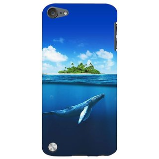Fuson Designer Phone Back Case Cover Apple IPod Touch 5 :: Apple IPod 5 (5th Generation) ( Marine Animals Are Endangered )