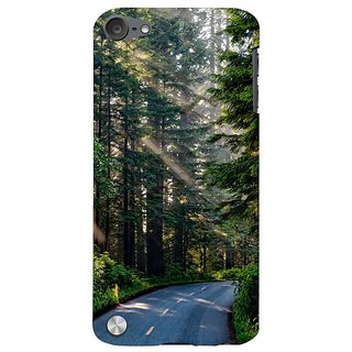 Fuson Designer Phone Back Case Cover Apple IPod Touch 5 :: Apple IPod 5 (5th Generation) ( The Turning Point In Life )