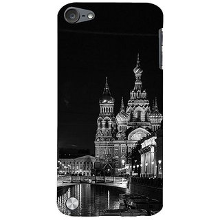 Fuson Designer Phone Back Case Cover Apple IPod Touch 5 :: Apple IPod 5 (5th Generation) ( Calming Walk At Night In Russia )