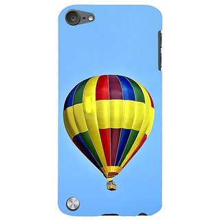 Fuson Designer Phone Back Case Cover Apple IPod Touch 5 :: Apple IPod 5 (5th Generation) ( Up And Away )