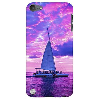 Fuson Designer Phone Back Case Cover Apple IPod Touch 5 :: Apple IPod 5 (5th Generation) ( Party On The Yacht )