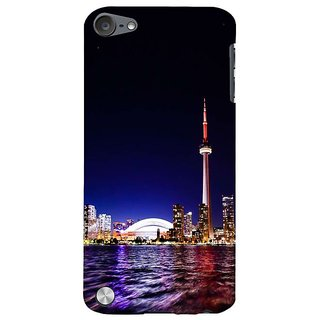 Fuson Designer Phone Back Case Cover Apple IPod Touch 5 :: Apple IPod 5 (5th Generation) ( City Lights )