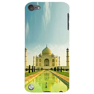 Fuson Designer Phone Back Case Cover Apple IPod Touch 5 :: Apple IPod 5 (5th Generation) ( The Indian Wonder Taj Mahal )