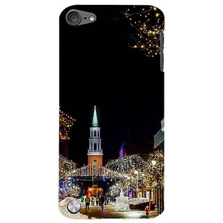 Fuson Designer Phone Back Case Cover Apple IPod Touch 5 :: Apple IPod 5 (5th Generation) ( The Joy Of Celebration )