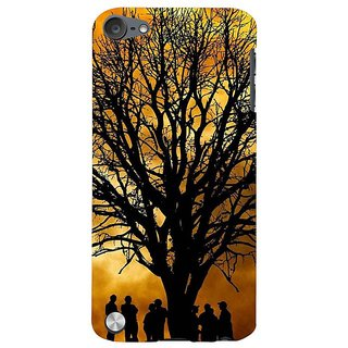 Fuson Designer Phone Back Case Cover Apple IPod Touch 5 :: Apple IPod 5 (5th Generation) ( Evenings Are Peaceful )
