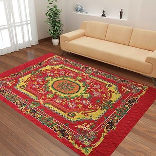 maharaja style quilted carpet 4x6 foot