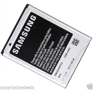 Samsung Galaxy Y S5360 Battery EB454357VU for galaxy Y S5360, i5 available at ShopClues for Rs.354