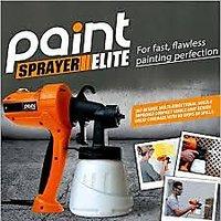 Paint Sprayer Elite Better Than Paint Zoom Spray Gun