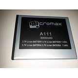 Original OEM Micromax Battery For Micromax A111 Doodle 3000 MAh