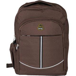 United Bags BrownSmiley Backpack