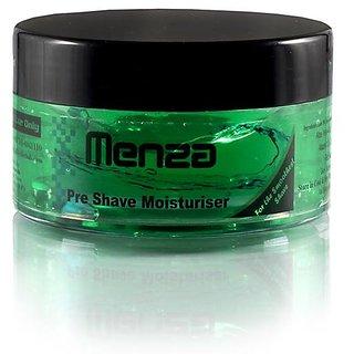 Menza Pre Shave Freshness Moisturiser Gel