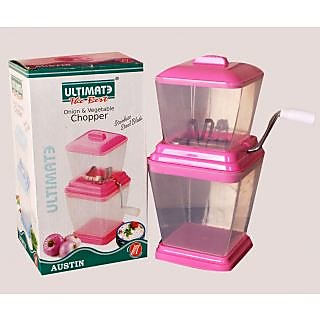 Onion And Vegetable Chopper available at ShopClues for Rs.110