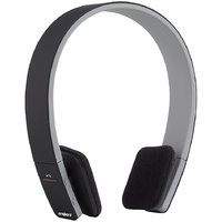 Envent Stereo Dual Pairing Bluetooth Headphone - BoomBud (Black)