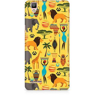 CopyCatz Tribal Africa Premium Printed Case For Oppo F1