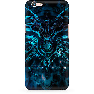 CopyCatz Abstract Pattern Premium Printed Case For Oppo F1S