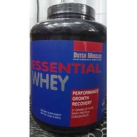 Dutch Muscle Essential Whey Protein 5 Lbs Chocolate [CLONE]