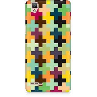 CopyCatz Plus Premium Printed Case For Oppo F1 Plus