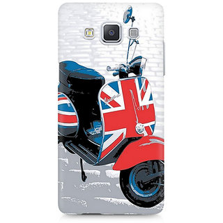 CopyCatz Vespa From UK Premium Printed Case For Samsung A7