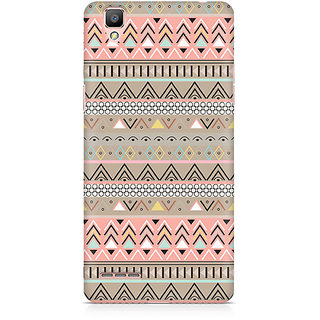 CopyCatz Tribal Chic11 Premium Printed Case For Oppo F1