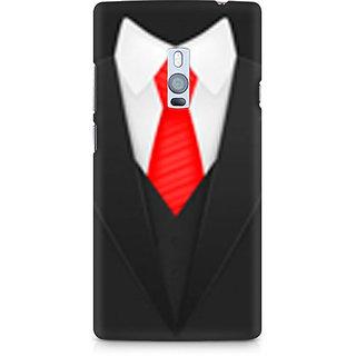 CopyCatz Elegant Suit Premium Printed Case For OnePlus Two