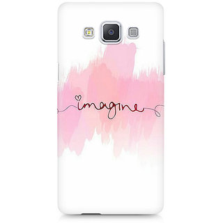 CopyCatz Imagine Premium Printed Case For Samsung A5