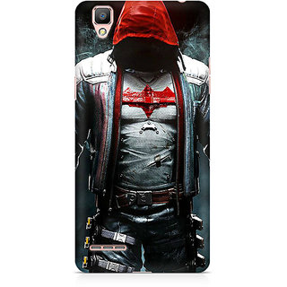 CopyCatz Redhood Equipment Premium Printed Case For Oppo F1 Plus
