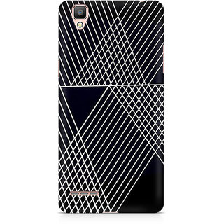 CopyCatz Reflecting Lines Premium Printed Case For Oppo F1