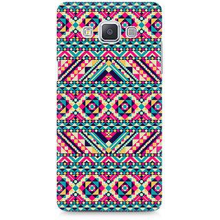 CopyCatz Tribal Aztec Premium Printed Case For Samsung A7