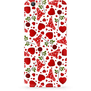 CopyCatz Panty Love Premium Printed Case For Oppo F1S