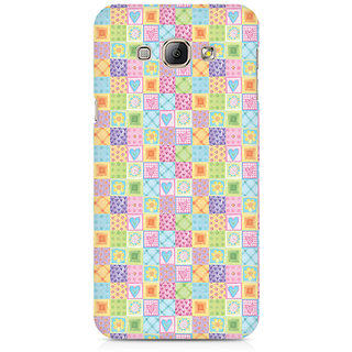 CopyCatz Abtract Heart Fusion Premium Printed Case For Samsung A3 2016