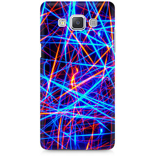 CopyCatz Abstract Ultra Premium Printed Case For Samsung A7