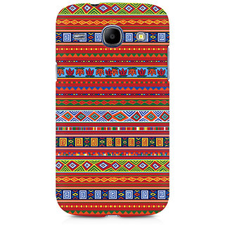 CopyCatz Ethnic Pattern Abstract Premium Printed Case For Samsung Core I8262