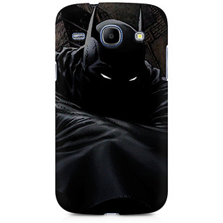 CopyCatz Cape Crusader In Action Premium Printed Case For Samsung Core I8262