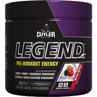 Jay Cutler Legend Blue Raspberry Ice 140Gm(28servings)