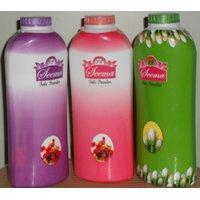 Seema Talc Powder pack of 3 (Rose, Lavender  Mogra) 300 gms each
